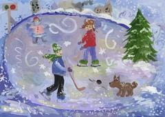 Виктор Ящук, 8 лет, Томск