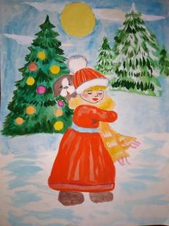 Вика Наумова, 11 лет, Оренбург