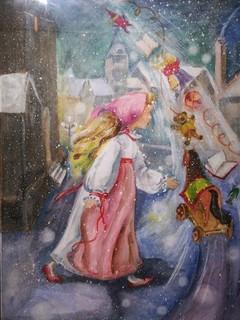 Анна Якимова, 13 лет, станица Ленинградская