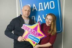 Гоша Куценко и Наталья Селихова