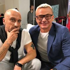 Дмитрий Нагиев и Владимир Сычев