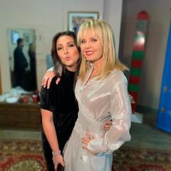 Ирина Дубцова и Валерия