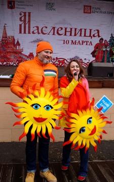 Денис Чудаев и Наталья Селихова