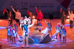 Церемония закрытия Универсиады-2019