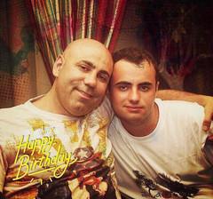 Иосиф Пригожин с сыном Дмитрием
