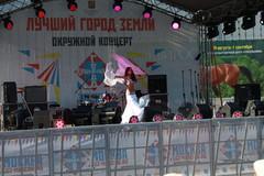 Концерт Мой район, мой округ. Сокольники