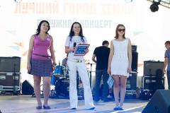 участники конкурса и Наталья Селихова