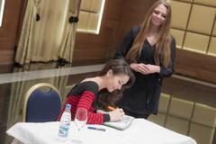 Наталья Орейро в Санкт-Петербурге