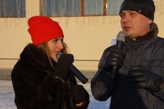 Татьянин День на катке с Радио Дача
