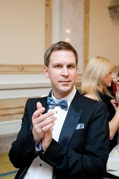 Исполнительный директор Радио Дача Санкт-Петербург - Дмитрий Коровкин