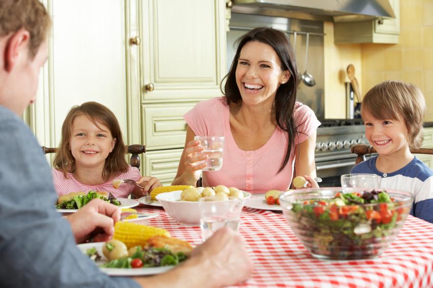 Семейные конкурсы о кухне