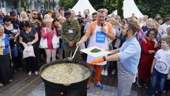 Денис Чудаев, Сергей Синицын и гости фестиваля