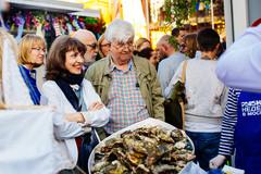Фестиваль «Рыбная неделя в Москве»