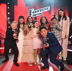 Победители шестого сезона шоу «Голос. Дети»
