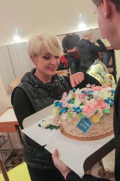Юбилейная программа Лаймы Вайкуле в Санкт-Петербурге