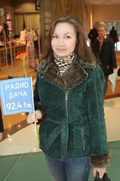 Поздравления с 8 марта от Радио Дача