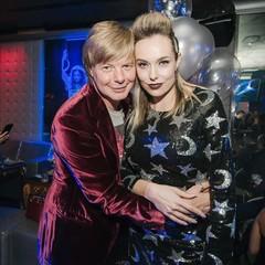 Андрей Григорьев-Апполонов с женой Мариной