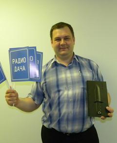 Жуков Иван. Победитель игры Праздничный день