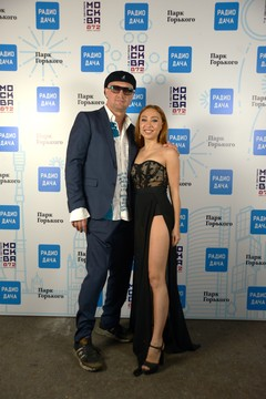 Гоша Куценко и Юлия Пак