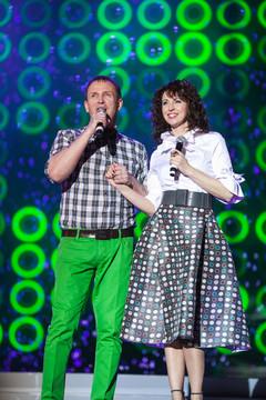 DISCO ДАЧА 2014. Рыбин и Сенчукова
