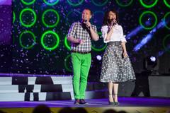 DISCO ДАЧА 2014. Виктор Рыбин и Наталья Сенчукова