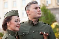 Концерт 9 мая. Наталья Селихова и Денис Чудаев.