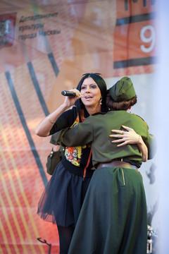 Концерт 9 мая. Марина Александрова