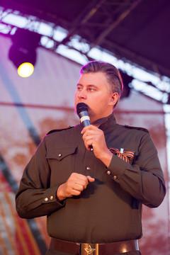Концерт 9 мая. Денис Чудаев