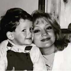 Татьяна Буланова с сыном Александром