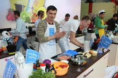 Денис Левашов и Сергей Черноусов