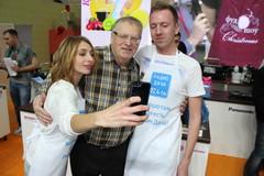 Кристина Граник, Владимир Жириновский и Сергей Черноусов