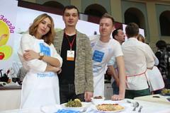 Кристина Граник, Денис Левашов и Сергей Черноусов