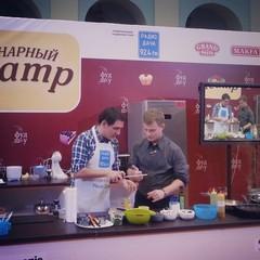 Илья Муромов и Сергей Лобачев