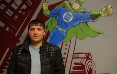Победитель розыгрыша Михаил Тришин