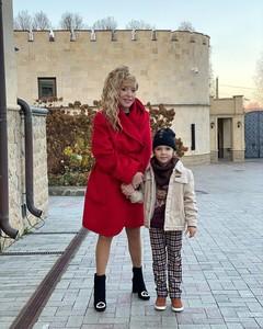 Алла Пугачева с сыном