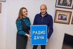 Наталья Селихова и Игорь Крутой