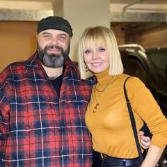 Валерия и Максим Фадеев