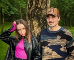 Дмитрий и Анна Билан