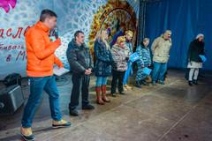 Денис Чудаев и слушатели Радио Дача