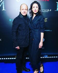 Евгений Стычкин и Ольга Сутулова