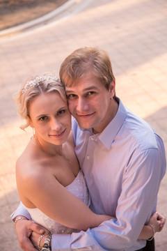 Сергей и Любовь Польшаковы