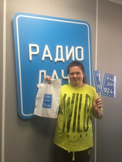 Мария Петрикова из Москвы