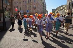 Московское лето. Фестиваль варенья
