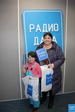 Алевтина Бондаренко с дочкой Олей