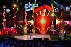 Лолита на концерте Disco Дача 2015
