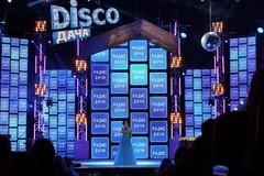 Слава на концерте Disco Дача 2015