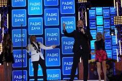 Софи, Николай Басков, Стас Михайлов и Натали на концерте Disco Дача 2015