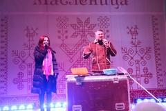 Масленица в компании Радио Дача