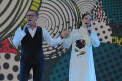 Евгений Росс и Алёна Петровская