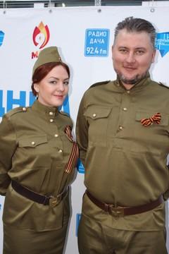 Наталья Селихова и Денис Чудаев